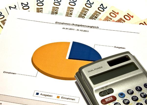 Einnahmen und Ausgaben der Krankenkassen