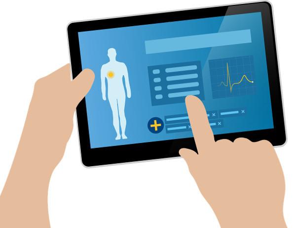 Digitale Apps der Krankenkassen