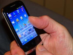 Anmeldung bei einer digitalen Krankenkassen-App
