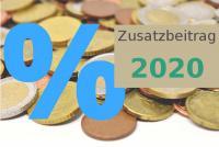 Zusatzbeitrag 2020
