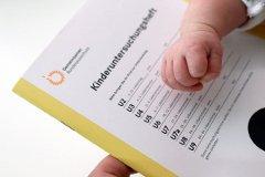 Kinderuntersuchungsgheft (Gelbes Heft)