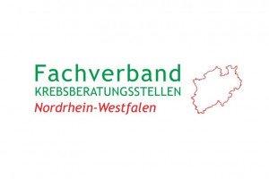 Logo des Fachberbandes Krebsberatung in NRW,