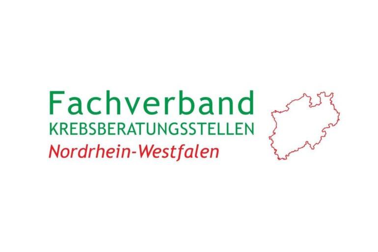 Logo des Fachberbandes Krebsberatung in NRW