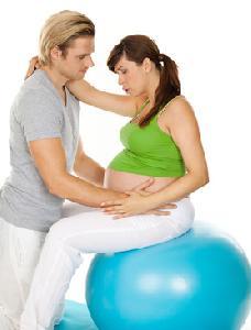 Geburtsvorbereitungskurs mit Partner