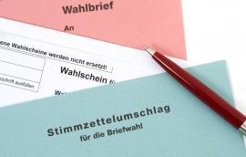 Sozialwahlen fanden bislang nur per Briefwahl statt