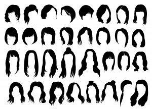 Echthaarperücke auf Kosten der Krankenkasse bei Haarausfall, (c) getty Images / Svitlana Gonchar