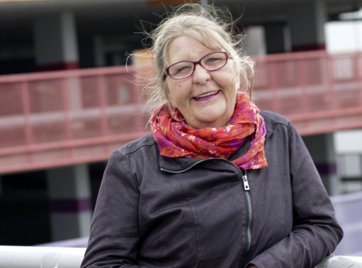 Sandra Leurs - Themenbeauftragte Gesundheitspolitik der Piratenpartei Deutschland